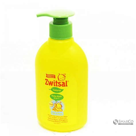 Zwitsal Baby Bath 300 Mljpg detil produk zwitsal bb bath nat hair 300 ml pcs
