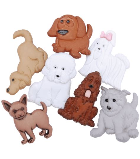 Dress It Up Button Puppy Parade dress it up embellishments puppy parade jo