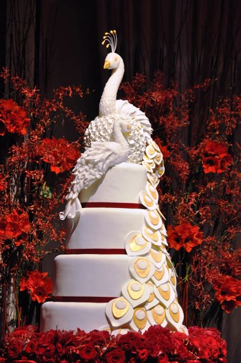 Wedding Cake Hong Kong by You Seen A Wedding Cake So Elegantly Extravagant