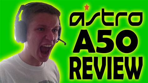 astro a50 wireless gaming headset review and unboxing