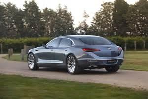 Newest Buick Buick 2017 Avenir Detroit Show Holden Crafts New Gm