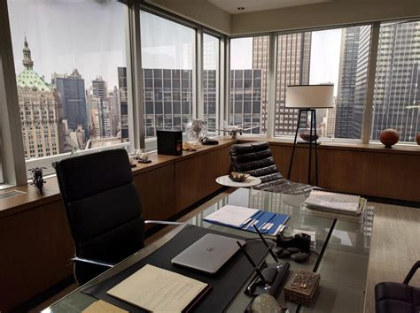 bureau interiors suits harvey specter office interior tvseries