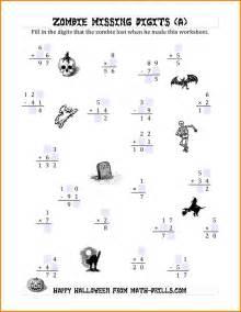 9 halloween math worksheets media resumed