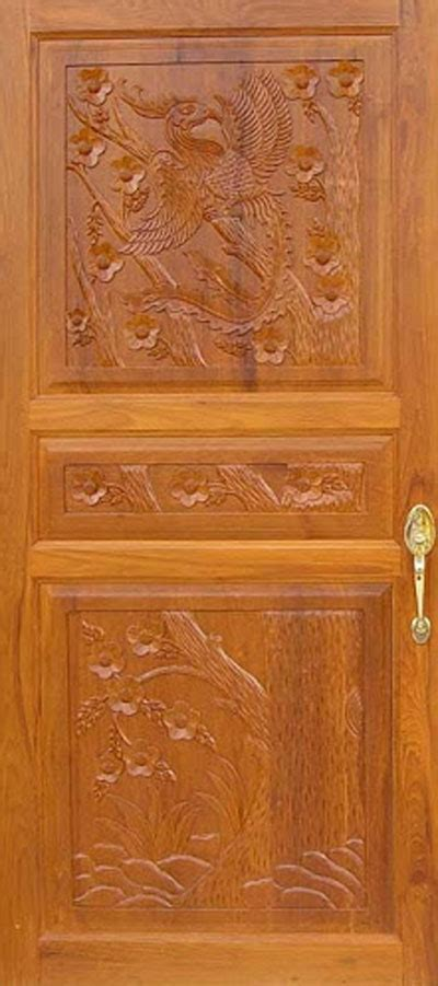 single door design wood design ideas latest kerala model wood single doors