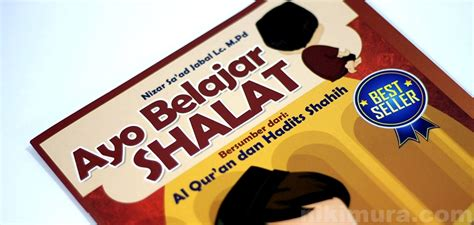 Buku Juz Amma Untuk Anak Jabal buku ayo belajar sholat