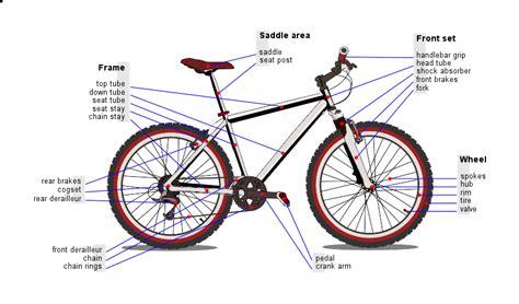 the anatomy of a mountain bike cool biking zone spoke definition what is