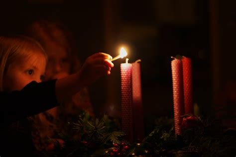 lighting the advent wreath frontier dreams rhythm in our home the first sunday in