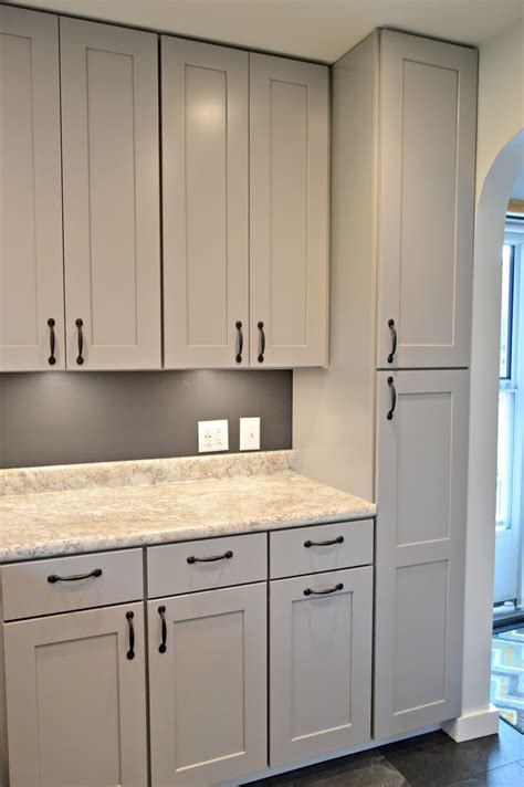 Grey Kitchen Cabinets by Kruse S Workshop Kitchen Remodel