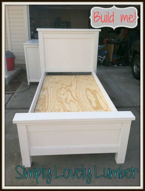 diy twin headboards diy bed go to the blog to see step by step pictures and