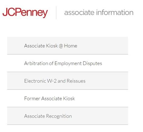 associate kiosk jcp home home review