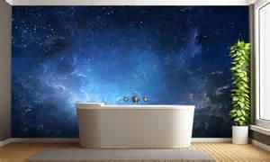 night nebula wall mural wallpaperink co uk wall mural nebula star galaxy space pixersize com