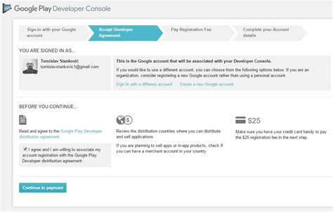 play store developer console play developer console 28 images priprema i objava