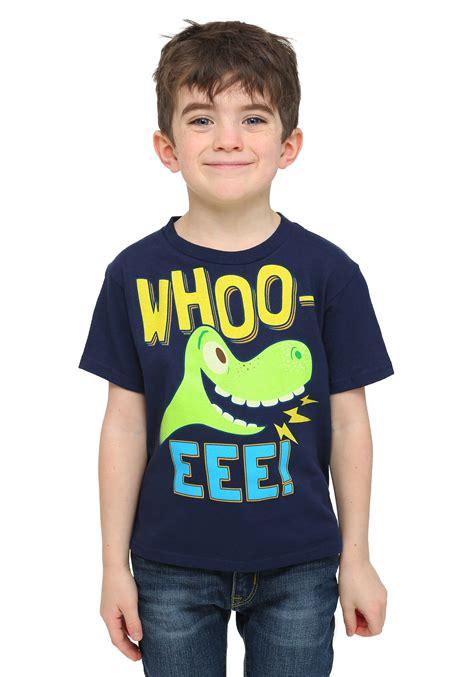 shirt boys dinosaur arlo whoo eee toddler boys t shirt
