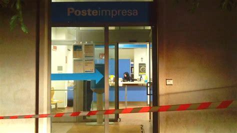 orari uffici postali catania rapina alle poste in pieno centro a sventarla poliziotto