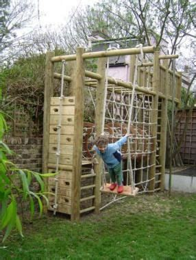 Backyard Climbing Structures by 17 Best Ideas About Swing Sets On