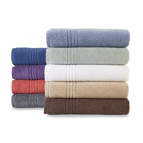 Bath Towel colormate soft and plush cotton bath towels towels or