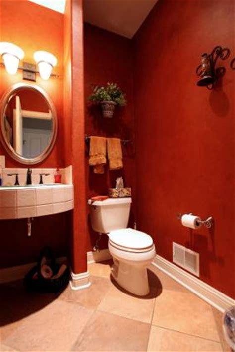 dark red bathroom bathroom paint colors lovetoknow