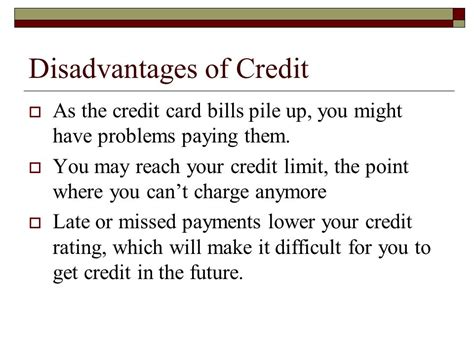 can t make credit card payments credit what is credit ppt