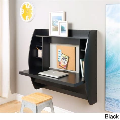 25 best ideas about floating computer desk on