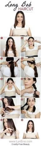 how to cut a shag haircut at home 1000 ideas about cut own hair on pinterest cut your own