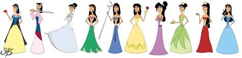 best princess disney s best princess by venonsting on deviantart