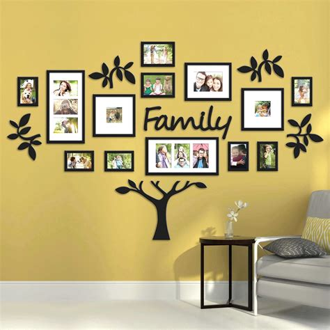 family tree wall template