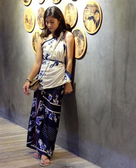 Celana Palazzo Lurik 25 padu padan til stylish dengan kain indonesia