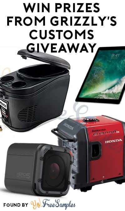 Daily Gopro Giveaway - enter daily win ipad pro gopro hero5 yeti cooler 2 000 visa card portable