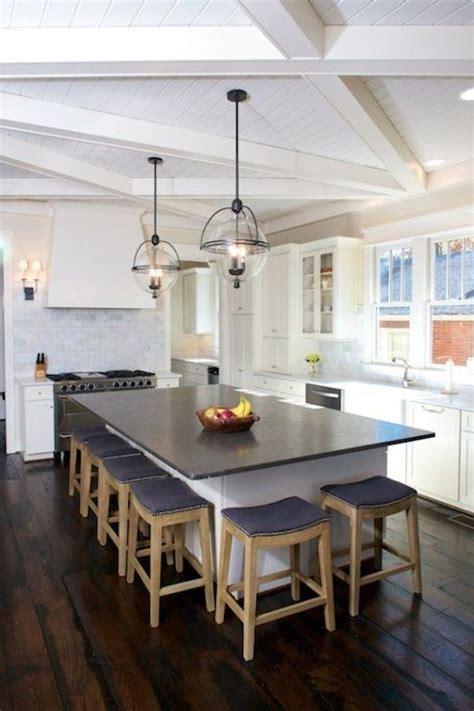 beadboard ceiling  wood beams design ideas