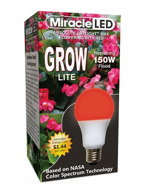 led flowering grow lights spectrum led grow lights miracle led 174 bulb