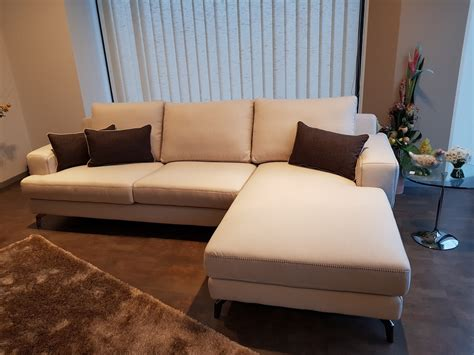 divani e divani chaise longue lecomfort divano modello nixon divani con chaise longue