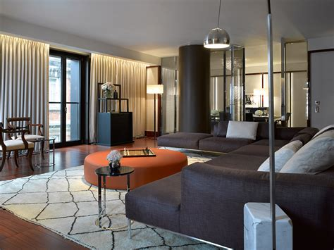 hotels with living rooms london bulgari hotel suite iii living room trendland