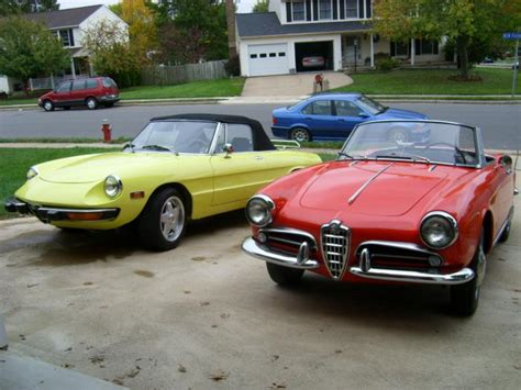 Alfa Romeo Spider 1974 by 1974 Alfa Romeo Spider Information And Photos Momentcar