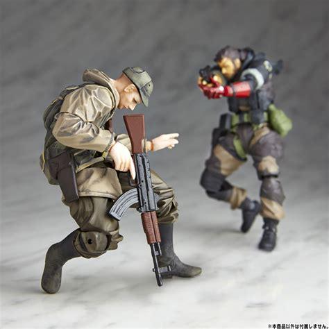mgsv figure metal gear solid v revolmini general soldier figure the