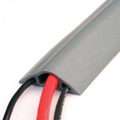 Barre De Seuil Passe Cable by Prot 232 Ge C 226 Ble De Sol Diall 6 X 180 Cm Castorama