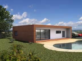 maison modulaire 85m 178 bois hqe