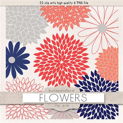 B And Q Shower Curtain Coral Flower Clip Art 51