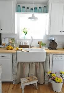 Vintage Farmhouse Kitchen Sink How To Add Farmhouse Style To Any House At Home In