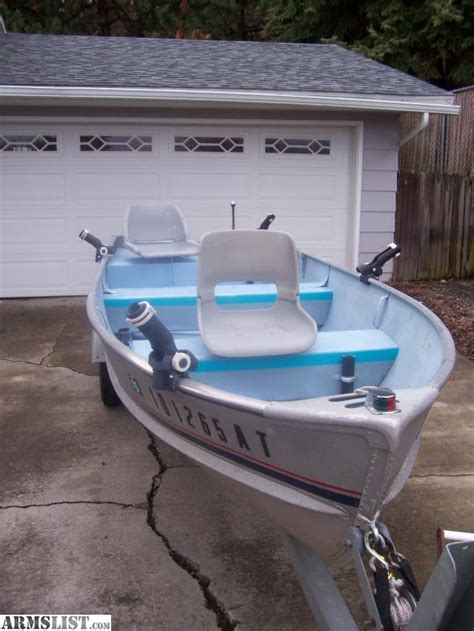 how to clean aluminum boat trailer armslist for sale trade clean 1986 alumacraft 14ft