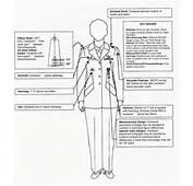 JROTC Female Uniform Measurements