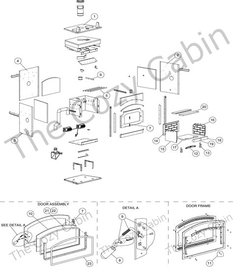 lennox fireplaces parts montecito h4841 montecito en the cozy cabin lennox