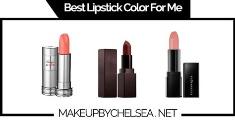 best lipstick color for me of 2017 make up by chelsea