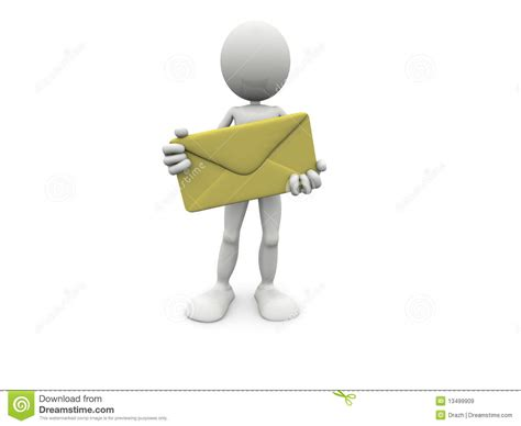 mail delivery mail delivery royalty free stock images image 13499909