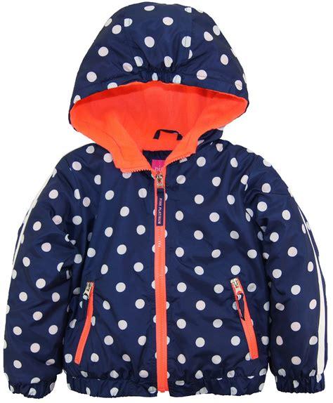 Oz Sweater Polka Abu pink platinum polka dot active hooded jacket coat ebay