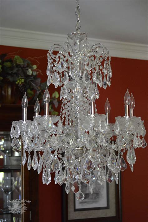 How To Clean Your Chandelier Recipes Home Decor Diy Clean Chandelier