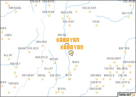 kabayan resort map kabayan philippines map nona net