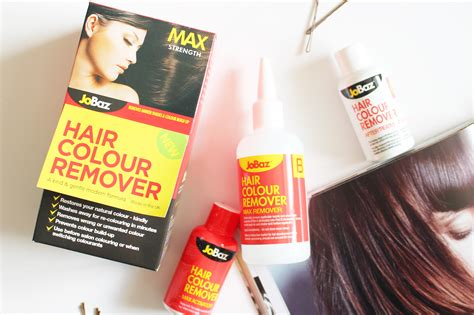 hair color remover while jobaz max strength hair colour remover review before