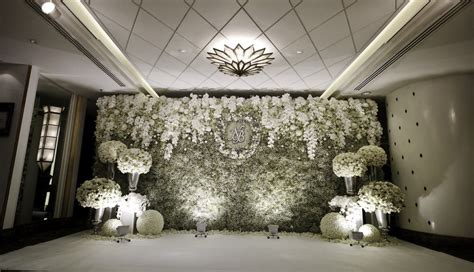 Wedding Banquet Backdrop by Wedding And Event Backdrops A Particular Eventa