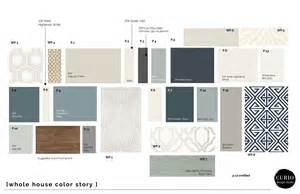 whole house color palette whole house color scheme sophisticated neutrals blues