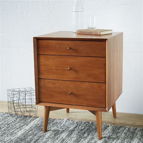 mid century side tables acorn west elm